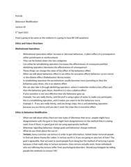 behaviour-modification-lecture-10-5th-april-2013-docx