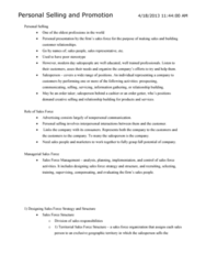 chapter-16-personal-selling-and-promotion-docx