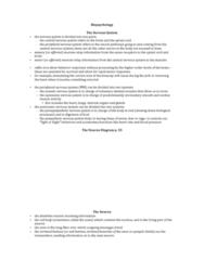 psychology-46-333-biopsychology-notes