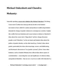 michael-oakeshott-and-chandra-mohanty-docx