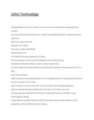 lithic-technology-docx