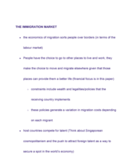 the-immigration-market-docx
