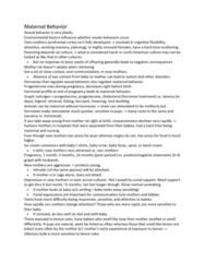 lec7maternal-behavior-docx
