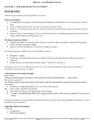 bsb113-study-notes