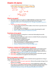 btf1010-commercial-law-agency-law