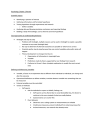psychology-chapter-2-review-docx