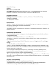 abnormal-psychology-chapter-1-docx