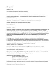 organizational-behaviour-final-exam-notes