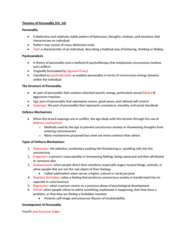 theories-of-personality-docx