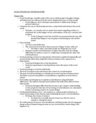 social-psychology-textbook-notes-docx