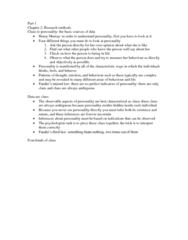 personalitychapter-2-docx