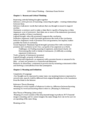 philosophy-1200-critical-thinking-christmas-exam-review-docx