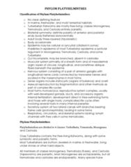 bio2231-phylum-platyhelminthes-characteristics