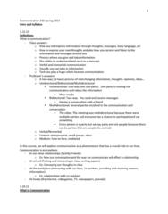 comm-101-study-guide-for-exam-1