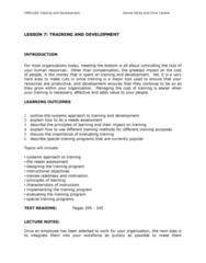 lesson-7-training-and-development