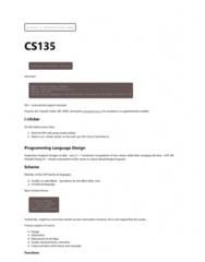 cs135-fall-2013