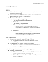 biopsychology-chapter-1-notes-docx