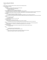chapter-5-efficiency-and-equity-outline-notes