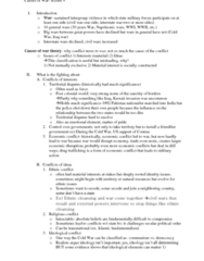 causes-of-war-docx