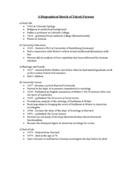 theoretical-ideas-of-talcott-parsons-lectures-docx