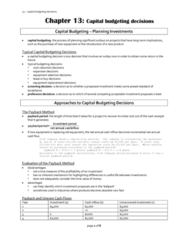 chapter-13-capital-budgeting-decisions-docx