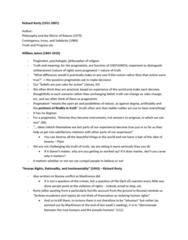 phl400-week-12-richard-rorty-and-william-james-pragmatism-docx