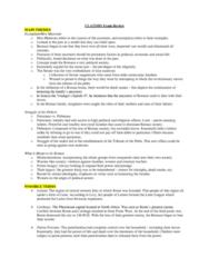 cla233h1-exam-review-docx