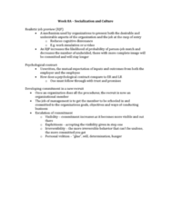 organizational-behaviour-week-8a-socialization-and-culture-docx