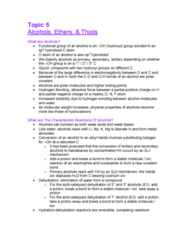 chem2213-topic-5-alcohols-ethers-thiols-notes-docx
