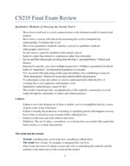 cs235-final-exam-review-docx