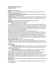 finance-final-exam-review