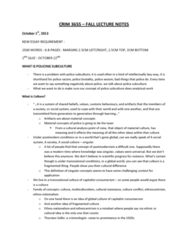 crim-3655-october-1st-lecture-notes