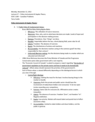 sosc-1200-lecture-7-policy-instruments-and-staples-theory-nov-12-2012-docx
