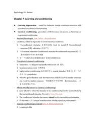 psychology-102-review-docx