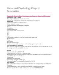 abnormal-psychology-psyc-3390-chapter-summaries-ch-1-18