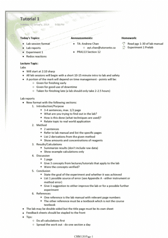 chm120h5f-2014-tutorial-1-redox-reactions-and-experiment-1-pdf