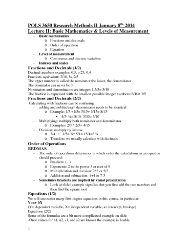 pols-3650-january-8th-2014-research-methods-ii-lecture-ii-docx