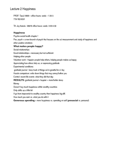 lecture-2-happiness-docx