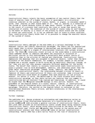 constructivism-by-ian-hurd-notes-txt