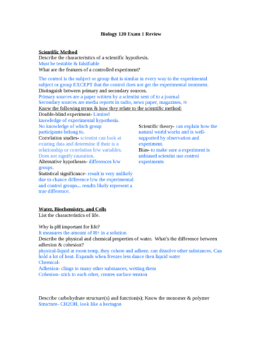 biol-120-exam-1-review-doc