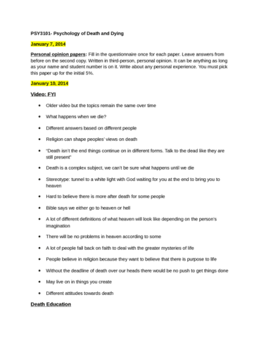 psychology-of-death-and-dying-lecture-notes-up-to-january-28th-2014