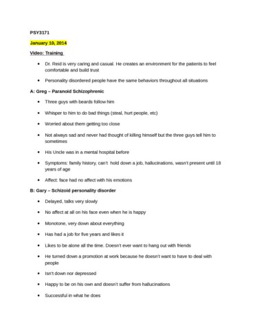 psychopathology-lecture-notes-up-to-january-31st-2014