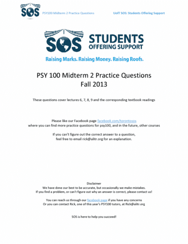 psy100-midterm2-2013fall-100-practice-qs-pdf