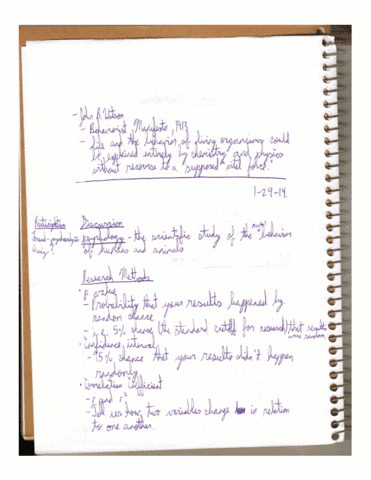 ps101-class-notes-1-23-1-29