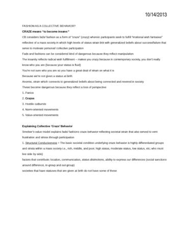 10-14-lecture-notes-fashion-as-a-collective-behavior-docx