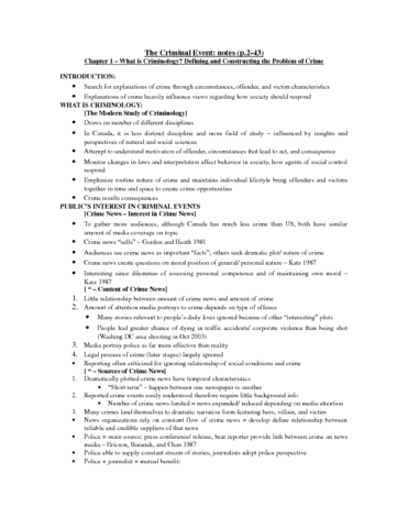 criminal-event-notes-week-1-docx