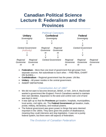 lecture-8-federalism-docx