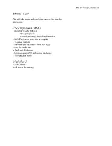 art-150-notes-february-12-pdf
