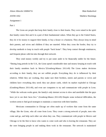 reading-response