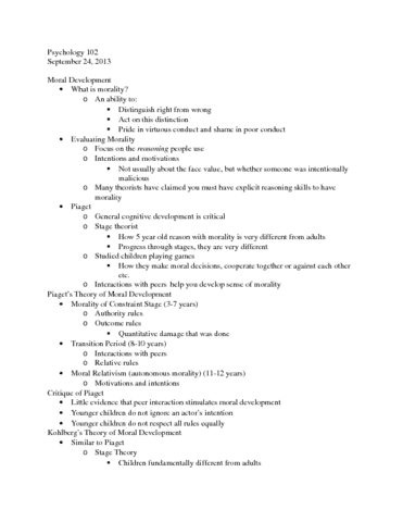 psychology-102-september-24-docx
